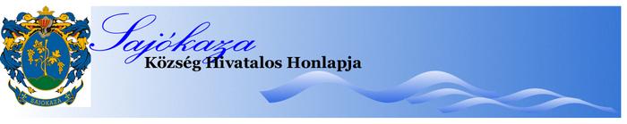 Sajókaza Község Hivatalos Honlapja